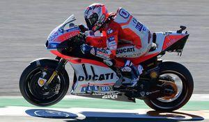 MotoGP – Valence J.3 Dovizioso: «je n'ai pas trop compris»
