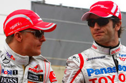 F1 : Trulli et Kovalainen chez Lotus F1