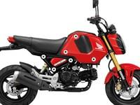 Nouveauté Honda : la MSX 125 passe en mode Grom