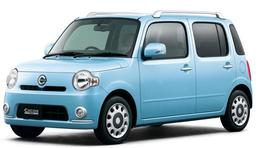 Mini-citadine : la Daihatsu Mira Cocoa
