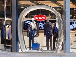 Insolite: on peut maintenant s'habiller en Bugatti