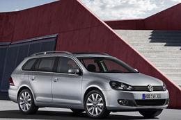 Salon de Francfort 2009 : le nouveau Volkswagen Golf SW