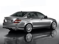 Mercedes Classe C par Carlsson: appelez la CK35 (photos et vidéo)