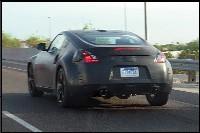 Nouvelle Nissan 370Z: salut l'arrière train!