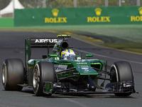 Caterham vend des pièces de F1 pour financer son écurie