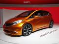 En direct de Genève 2012 : Nissan Invitation, la bonne Note