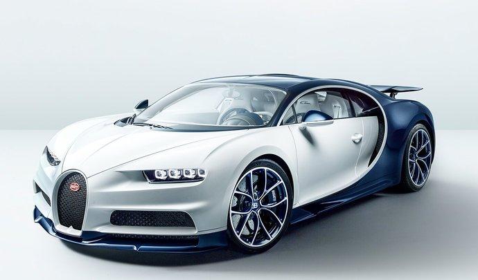 Une Bugatti Chiron en LLD coûte une petite fortune