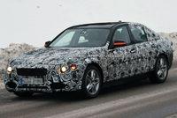 Spyshot : la prochaine BMW Serie 3 F30 passe aux tests d'hiver