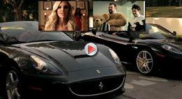 [Vidéo] Audi R8, Ferrari California, grosse soirée, top models et ours en peluche