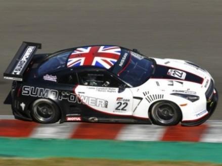 Nissan prépare une GT-R GT3!