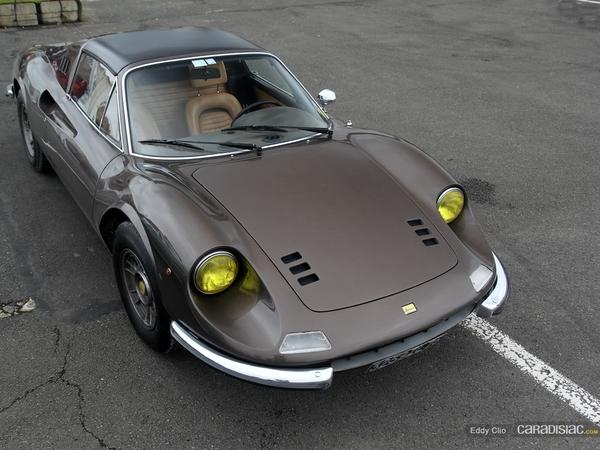 Photos du jour : Dino 246 GT (Sport & Collection 2013)
