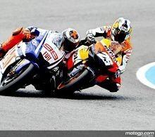 Moto GP - Espagne: Lorenzo nage en plein bonheur
