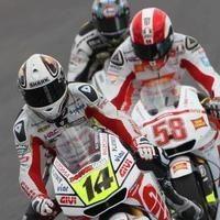 Moto GP - Espagne: Randy a bu la tasse