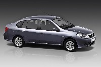 Nouvelle Renault Symbol: à la conquête de l'Est