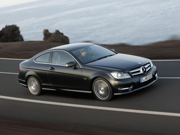 Genève 2011 : Mercedes Classe C Coupé, toutes les photos et la vidéo