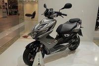 Salon de Milan En Direct : Yamaha Aerox 4 50 cm3