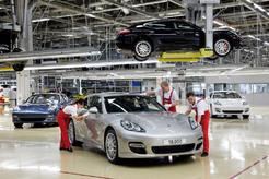 Porsche Panamera : la 10.000eme est déjà sortie de l'usine !
