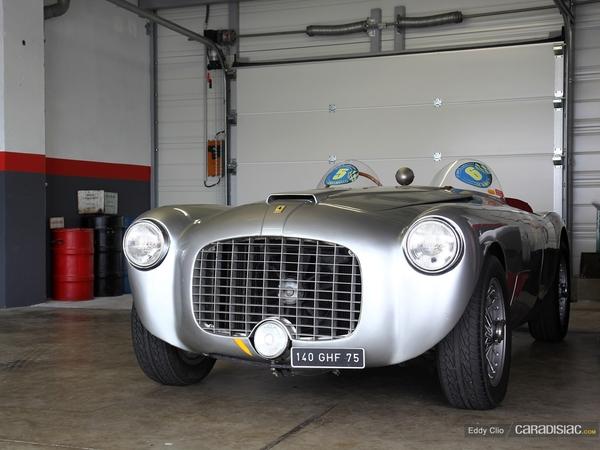 Photos du jour : Ferrari 212 Export Motto Spider(Sport & Collection 2013)