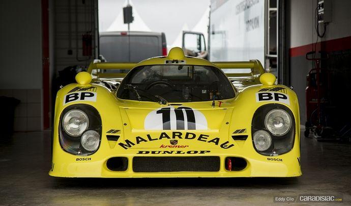 Photos du jour : Porsche 917 (Sport & Collection)