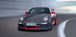 La Porsche 911 GT3 RS avec batterie lithium-ion en 2010 !
