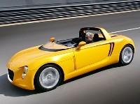 Futur roadster Volkswagen: léger et... diesel!