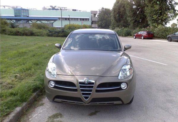 Alfa Romeo Kamal : mais qu'est-ce qu'il fait là?