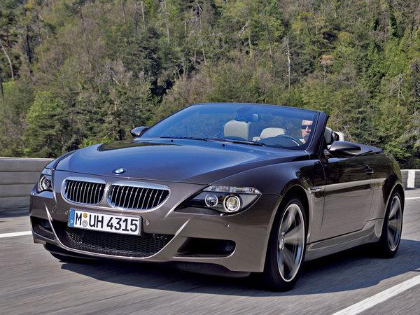 BMW M6 : supprimée en faveur d'une concurrente pour l'Audi R8 ?