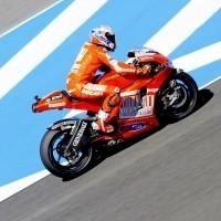 Moto GP - Espagne: Stoner n'a pas atteint sa vitesse de croisière