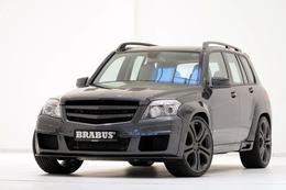 Brabus GLK V12 : 322.3 km/h pour le SUV Grande Vitesse