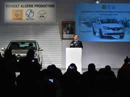 Revue de presse du 15 novembre 2014 - Renault s'installe en Algérie...