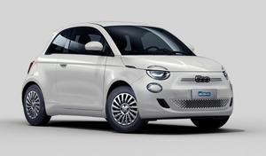 Fiat 500 électrique: prix à partir de 24500€