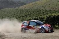 Rallye d'Allemagne: Sébastien Ogier s'impose en junior!