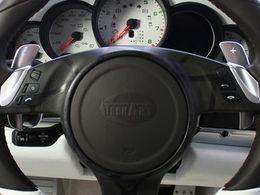 Techart propose ses propres palettes pour la boite Porsche PDK
