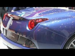En direct du salon de Genève 2012 - La vidéo de la Ferrari California