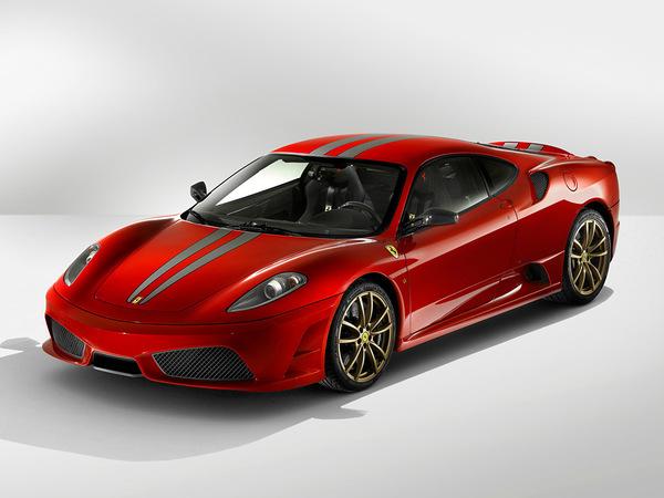 La Ferrari 458 Scuderia au Salon de Francfort