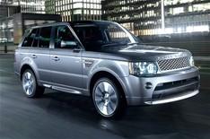 Land Rover : bientôt un Range Rover Sport hybride
