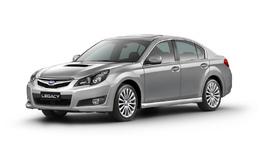 Salon de Francfort 2009 : la nouvelle Subaru Legacy