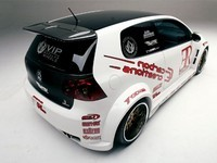 Golf 5 Extreme Dimensions : bestiale..