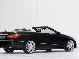 Mercedes Classe E par Brabus : toujours sans remous ?