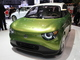 Genève 2012 Live : Suzuki G70, cartoon car
