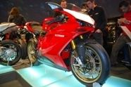 Salon de Milan en direct : DUCATI 1098R