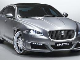 Jaguar XJ par Star Tech : elle manque un peu d'R