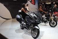 En direct du salon de Milan 2013 : BMW R 1200 RT