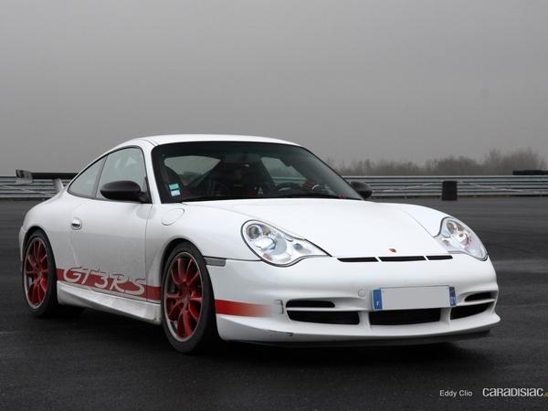 Photos du jour : Porsche 911 996 GT3 RS