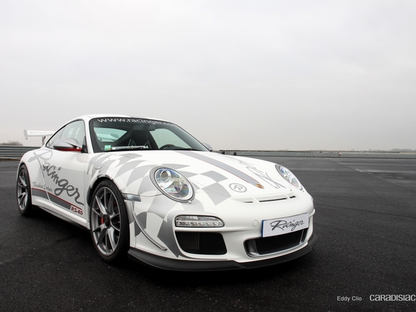 Photos du jour : Porsche 911 997 GT3 RS 4.0 (Emotionautoprestige)