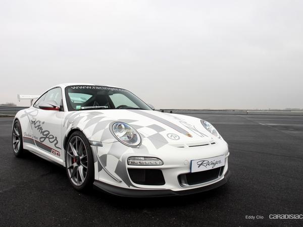 Photos du jour : Porsche 911 997 GT3 RS 4.0 (Emotionautoprestige)