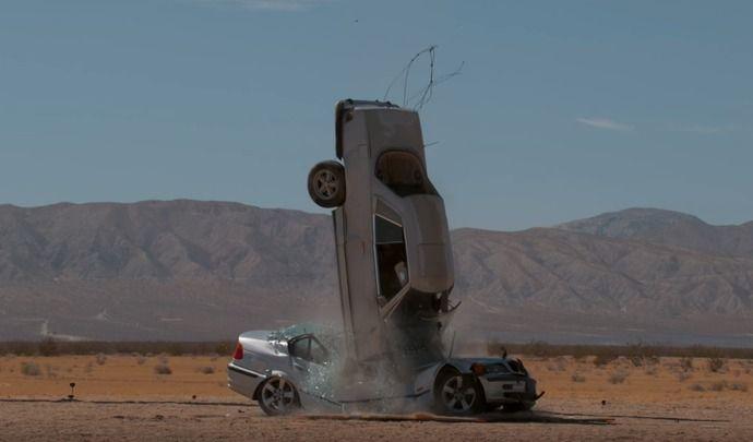 Sacrilège : ils lâchent une Mercedes SLC sur une BMW Série 3