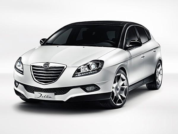 Genève 2011 : une nouvelle calandre pour la Lancia Delta