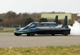 Voiture à vapeur : un nouveau record du monde de vitesse !