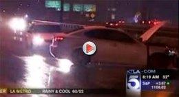 [Vidéo] Le strike ultime : un conducteur ivre percute une Lexus déjà crashée par un autre conducteur ivre